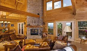 log home interior design ideas furniture interior living room of the modern cabin