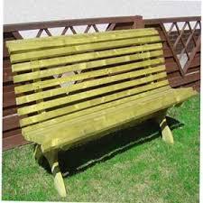 panchine legno panchina legno 180cm bricomania