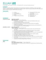 Catchy Resume Templates How Can You Treat The Subject Of Your Essay Objectively Best