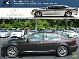 2013 lexus ls 460 warranty 2013 fire agate pearl lexus ls 460 awd 85230870 gtcarlot com