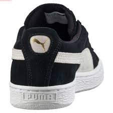 discounted price women puma suede classic 39 s sneakers black