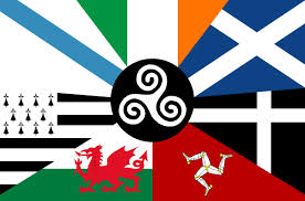 Flag Of All Countries File Combined Flag Of The Celtic Nations Jpg Wikimedia Commons