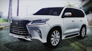 xe lexus is 2016 lexus for gta san andreas