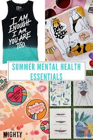 summer shopping guide to support mental health awareness the mighty