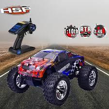 rc monster truck racing premium hsp 94188 rc racing truck 1 10 scale models nitro gas power