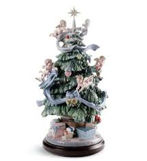 lladró porcelain figurines great tree