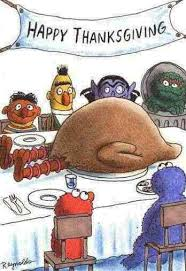 thanksgiving on sesame gary larson s the farside