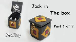How To Make A Easy Toy Box by How To Make Jack In The Box Toy The Box Part 1 Of 2 Youtube