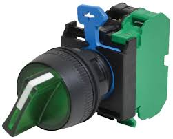 motor rated switch with pilot light 22mm iec illuminated selector switches with 3 operator types