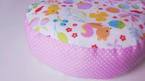 sitzkissen kinderzimmer kissen süßes bodenkissen sitzkissen kinderzimmer rosa ein