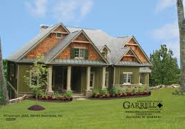 garrell associates inc cashiers cabin house plan 01470 front