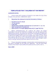 section 7 report template 9 section 7 report template society social institutions