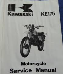 kawasaki ke175 workshop service manual u2022 15 00 picclick uk