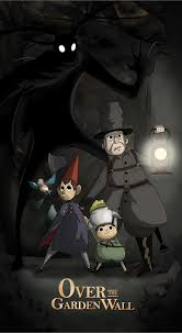 garden wall over the garden wall by devicon on deviantart