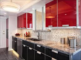How To Paint My Kitchen Cabinets White Kitchen Red Black And White Kitchen Decor How To Paint Wood