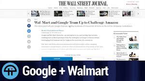 Eero Amazon by Google U0026 Walmart Vs Amazon U0026 Whole Foods Youtube