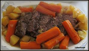 cuisiner du paleron de boeuf cuisiner le paleron de boeuf boeuf braisé r le beaucoup