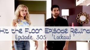 Hit The Floor Derek Proposes To Ahsha - episode rewind hit the floor episode 305 u0027lockout u0027 inher glam