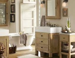 pottery barn bathrooms ideas pottery barn bathrooms decoration with wooden cabinet