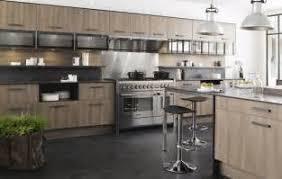 cuisine bois gris clair déco murale cuisine design rutistica home solutions