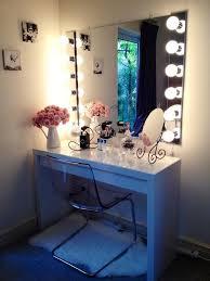 vanity mirror with lights for bedroom furniture ikea makeup vanities with lights vanity mirror 2017