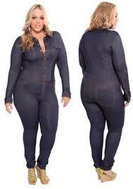 plus size denim jumpsuit plus size denim jumpsuits choozone