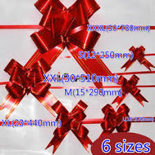 pull bow ribbon discount gift packing pull bow ribbon 2017 gift packing pull bow