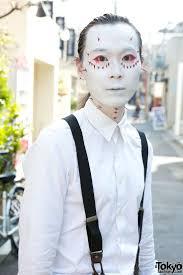 harajuku halloween costume 45 best shironuri street fashion images on pinterest tokyo