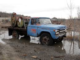 Old Ford Mud Truck - old ford city of ithaca truck photo picture