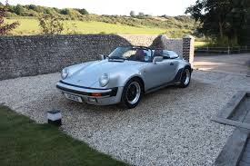 old porsche speedster attention porsche 911 speedster fans car write ups
