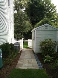 Yard Walkways Walkways And Paths In The Garden