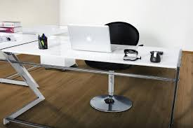 bureau ordinateur design bureau ordinateur design métal chromé opie