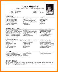 9 model resume template addressing letter