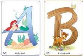 parenting free disney character alphabet printables from disney