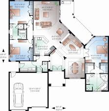 interesting floor plans mediterranean style house plan 3 beds 2 50 baths 2388 sq ft plan