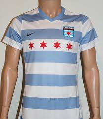 Flag Football Chicago Chicago Red Stars Home Football Shirt 2014 Added On 2015 02 16 18 21