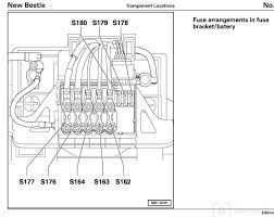 fuse box diagram new beetle fuse wiring diagrams instruction
