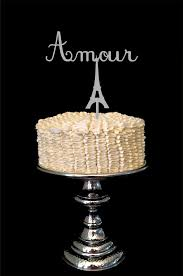 eiffel tower cake stand amour eiffel tower wedding cake topper 2386084 weddbook