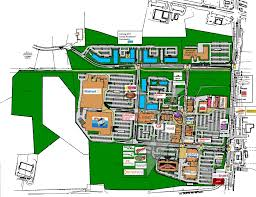 maine mall map at exton 43 stores shopping in exton pennsylvania
