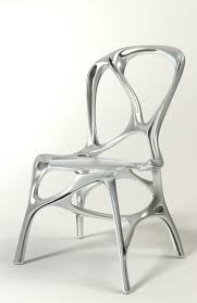 Alu Chair Design Ideas Shelly Modern Aluminum Chair By Donders For More