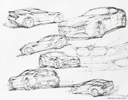 lamborghini veneno sketch bmw zagato coupe documentaries captures essence of collaboration