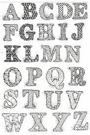 52 best zentangle letters images on pinterest mandalas drawings