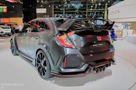 2017 honda civic type r black edition limited to 100 examples