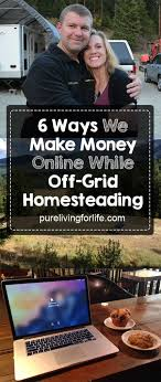 Tennessee how to make money while traveling images 6 ways we make money online from home while homesteading pure jpg