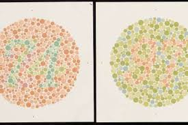 Most Common Colour Blindness Eye Doctors Still Use This 100 Year Old Test For Color Blindness