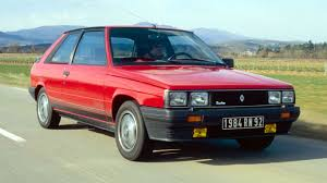 renault 1980 forgotten hatches in pictures renault 19 16v phase 1 evo