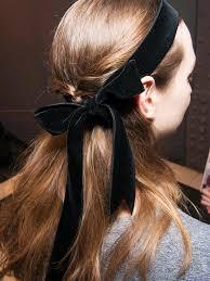 hair ribbon wear ribbon in your hair this autumn byrdie