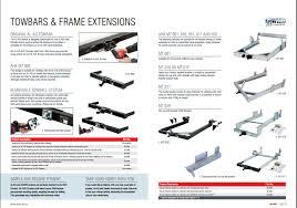 Fiamma Awning Parts Al Ko Sprinter Crafter Towbar Cw Fixed Towball Towbars External