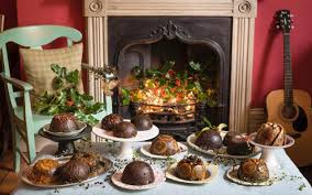 20 best christmas food images the great british christmas pudding taste off