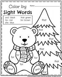 january kindergarten worksheets kindergarten worksheets